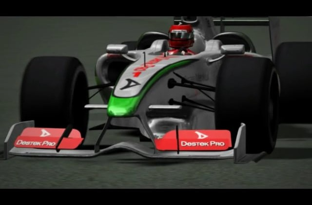 Destek FX Formula Yarışı Reklam Filmi