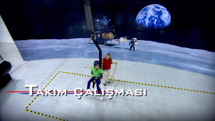 Space Camp Türkiye Reklam Filmi