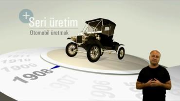 Turkcell Akademi Bora Özkent Eğitim Filmleri, E-learning Video 1